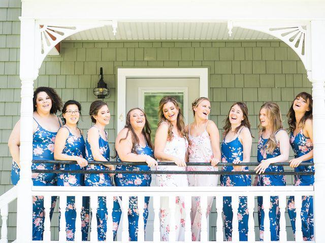 Gennaro and Alyssa's Wedding in Ticonderoga, New York 3