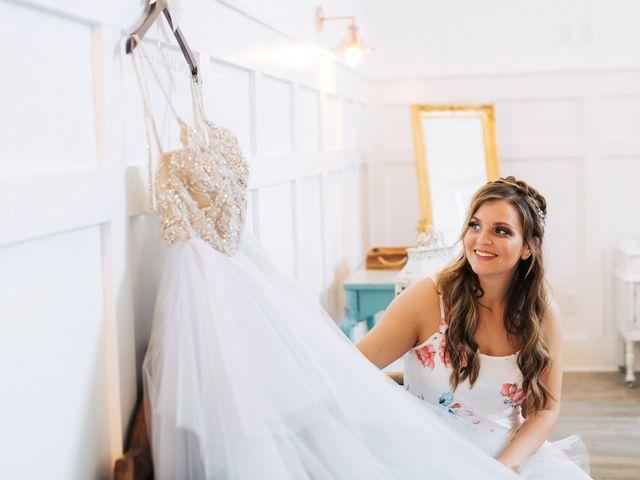 Gennaro and Alyssa's Wedding in Ticonderoga, New York 12