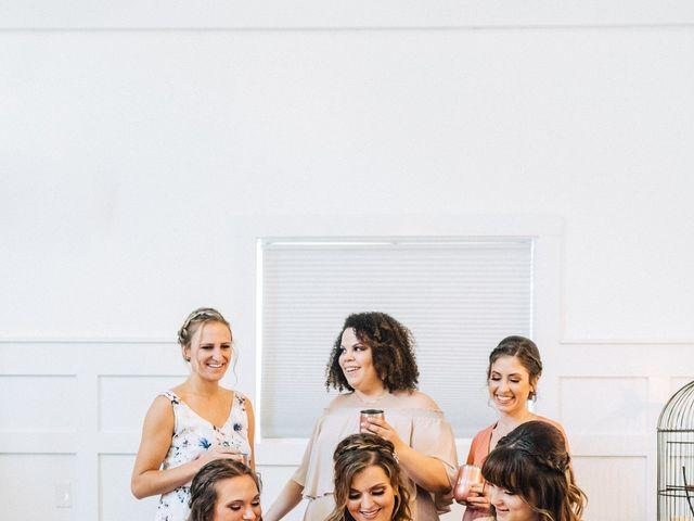 Gennaro and Alyssa's Wedding in Ticonderoga, New York 15