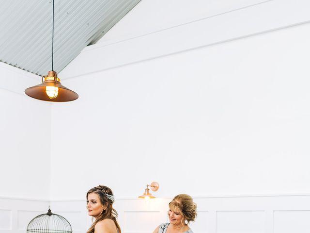 Gennaro and Alyssa's Wedding in Ticonderoga, New York 32
