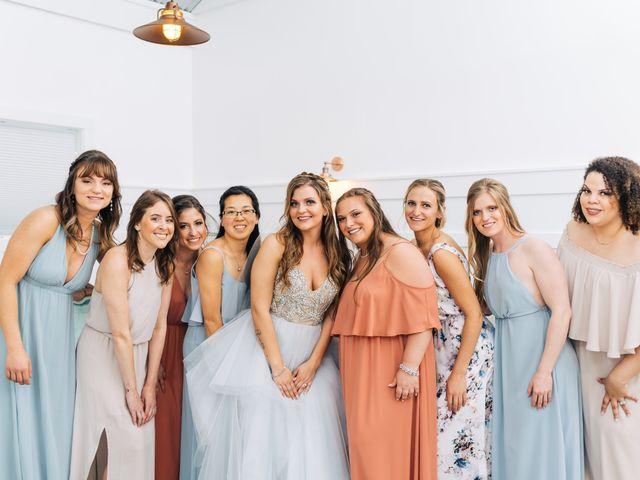 Gennaro and Alyssa's Wedding in Ticonderoga, New York 38