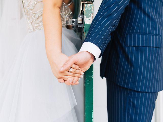 Gennaro and Alyssa's Wedding in Ticonderoga, New York 39