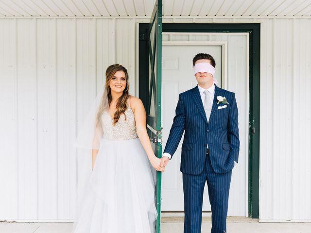 Gennaro and Alyssa's Wedding in Ticonderoga, New York 40
