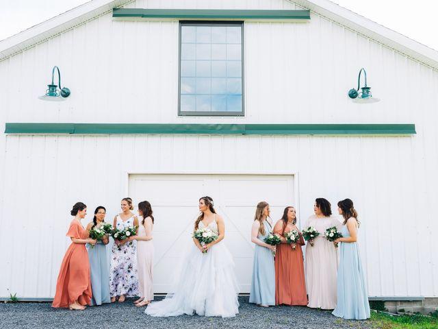 Gennaro and Alyssa's Wedding in Ticonderoga, New York 44
