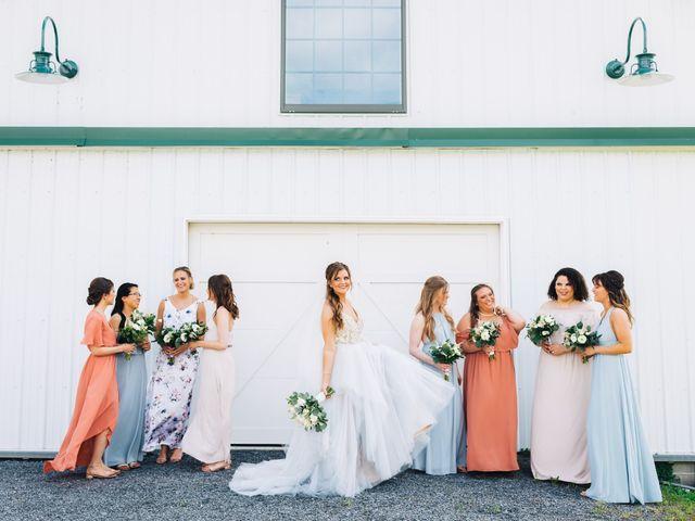 Gennaro and Alyssa's Wedding in Ticonderoga, New York 45
