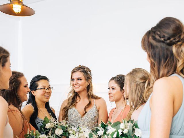 Gennaro and Alyssa's Wedding in Ticonderoga, New York 49