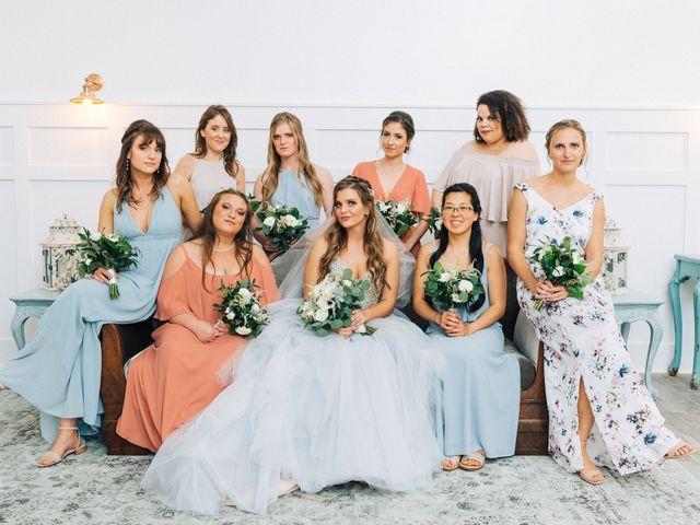 Gennaro and Alyssa's Wedding in Ticonderoga, New York 50