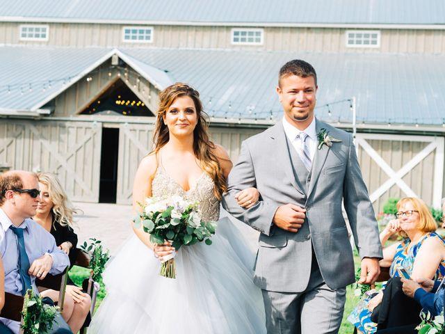 Gennaro and Alyssa's Wedding in Ticonderoga, New York 60