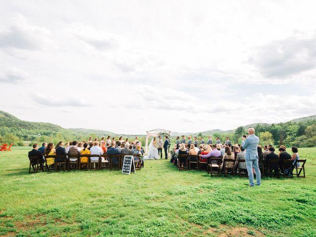 Gennaro and Alyssa's Wedding in Ticonderoga, New York 61