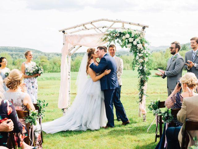 Gennaro and Alyssa's Wedding in Ticonderoga, New York 63