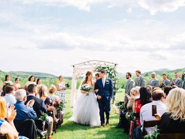 Gennaro and Alyssa's Wedding in Ticonderoga, New York 64