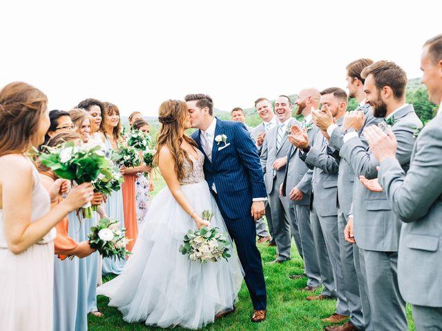 Gennaro and Alyssa's Wedding in Ticonderoga, New York 67