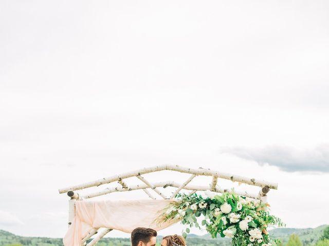 Gennaro and Alyssa's Wedding in Ticonderoga, New York 79