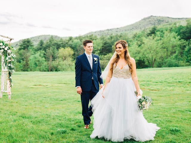 Gennaro and Alyssa's Wedding in Ticonderoga, New York 83