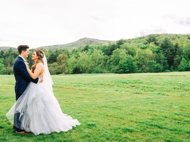 Gennaro and Alyssa's Wedding in Ticonderoga, New York 85