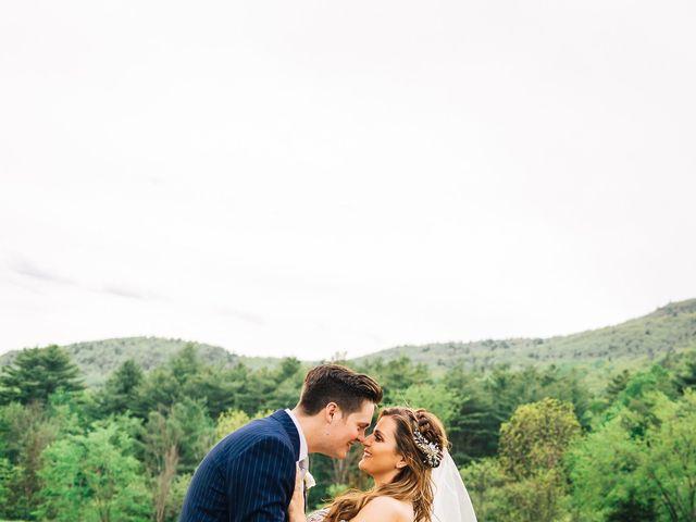 Gennaro and Alyssa's Wedding in Ticonderoga, New York 86
