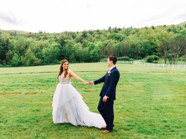 Gennaro and Alyssa's Wedding in Ticonderoga, New York 89