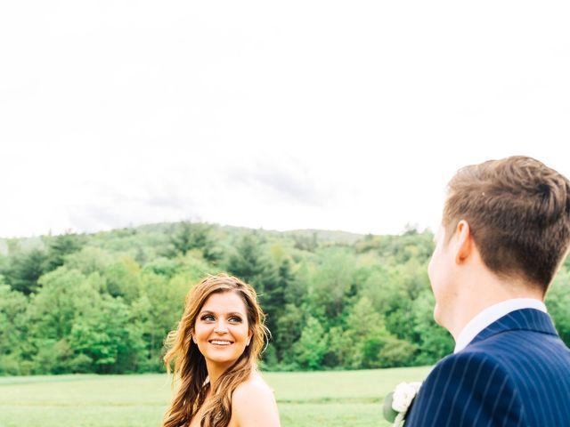 Gennaro and Alyssa's Wedding in Ticonderoga, New York 90