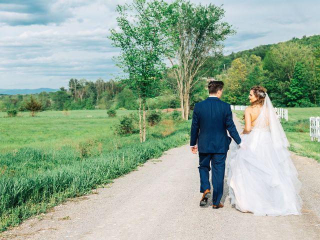 Gennaro and Alyssa's Wedding in Ticonderoga, New York 94