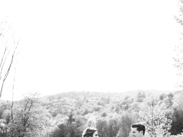Gennaro and Alyssa's Wedding in Ticonderoga, New York 95