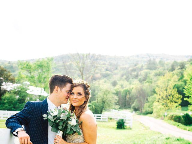 Gennaro and Alyssa's Wedding in Ticonderoga, New York 99