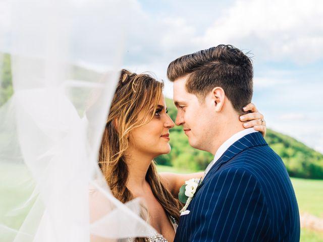 Gennaro and Alyssa's Wedding in Ticonderoga, New York 103