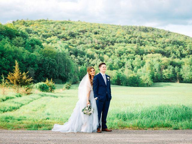 Gennaro and Alyssa's Wedding in Ticonderoga, New York 104