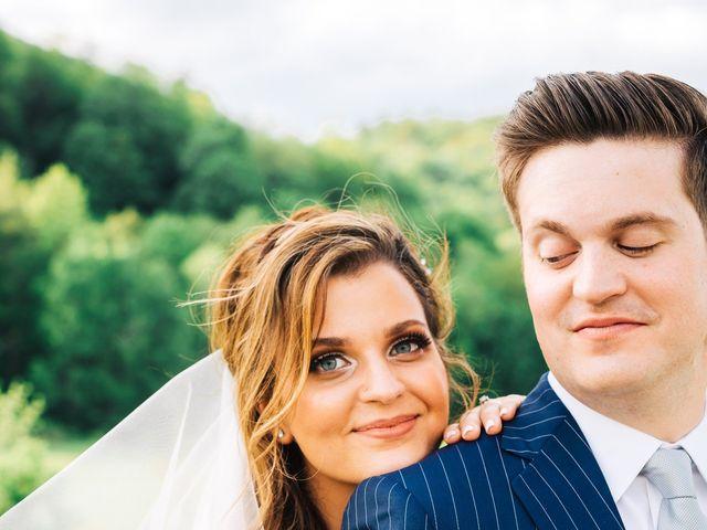 Gennaro and Alyssa's Wedding in Ticonderoga, New York 106