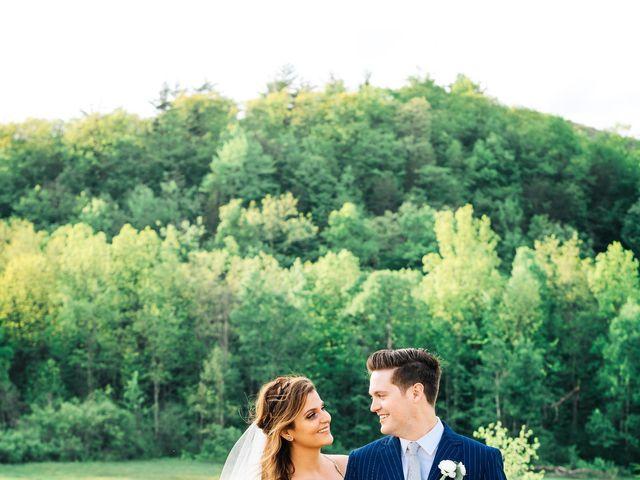 Gennaro and Alyssa's Wedding in Ticonderoga, New York 107