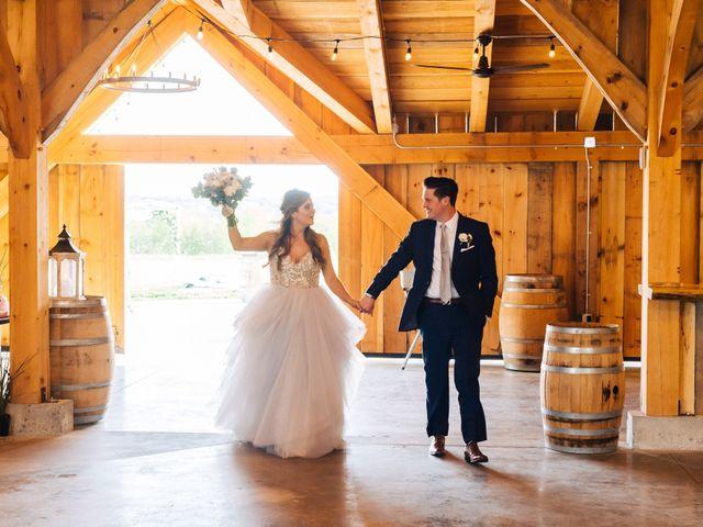 Gennaro and Alyssa's Wedding in Ticonderoga, New York 108