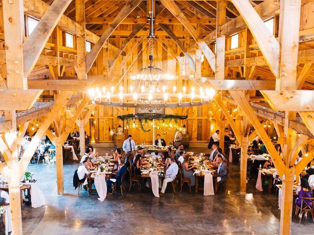 Gennaro and Alyssa's Wedding in Ticonderoga, New York 113