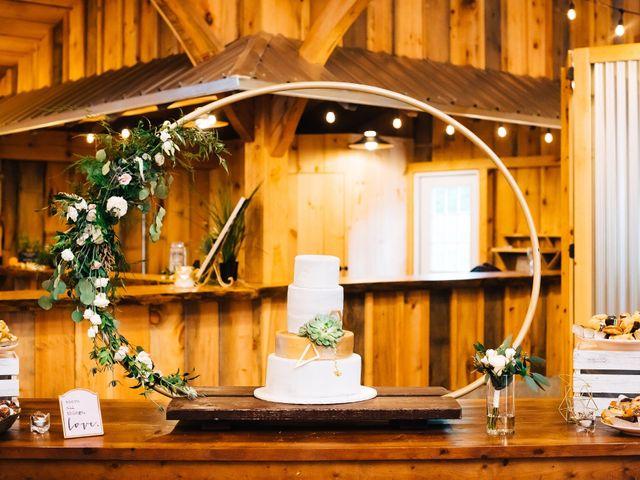 Gennaro and Alyssa's Wedding in Ticonderoga, New York 118