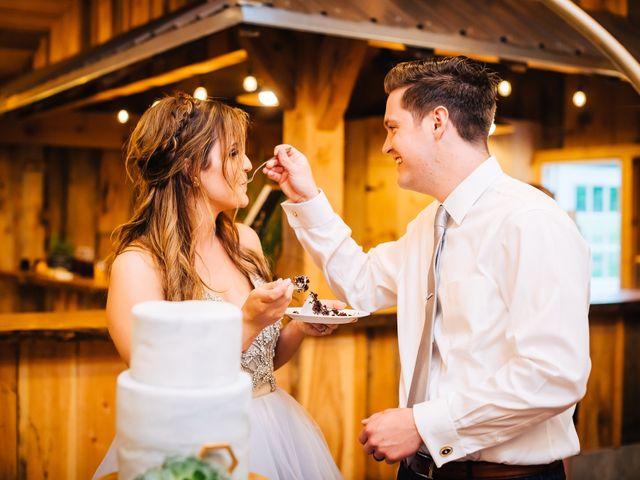 Gennaro and Alyssa's Wedding in Ticonderoga, New York 119