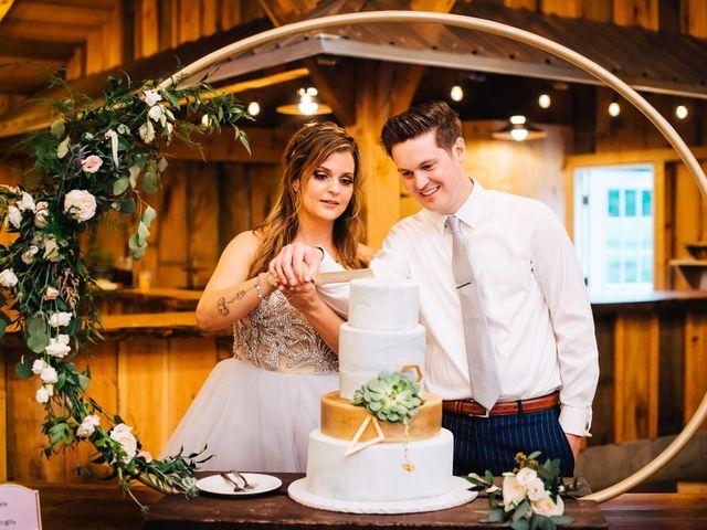 Gennaro and Alyssa's Wedding in Ticonderoga, New York 120