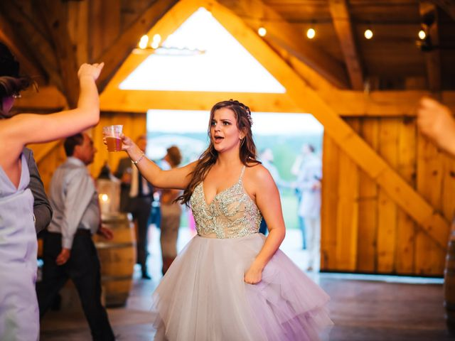 Gennaro and Alyssa's Wedding in Ticonderoga, New York 126