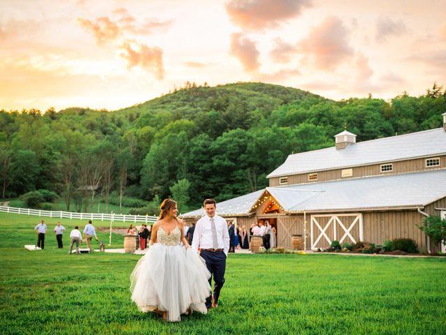 Gennaro and Alyssa's Wedding in Ticonderoga, New York 2
