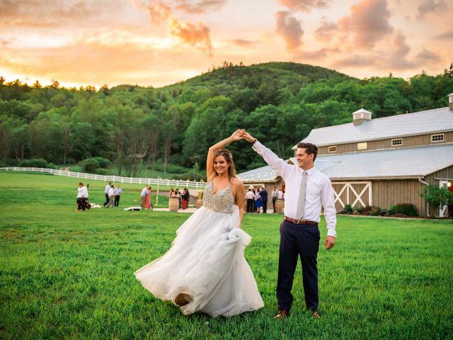 Gennaro and Alyssa's Wedding in Ticonderoga, New York 127