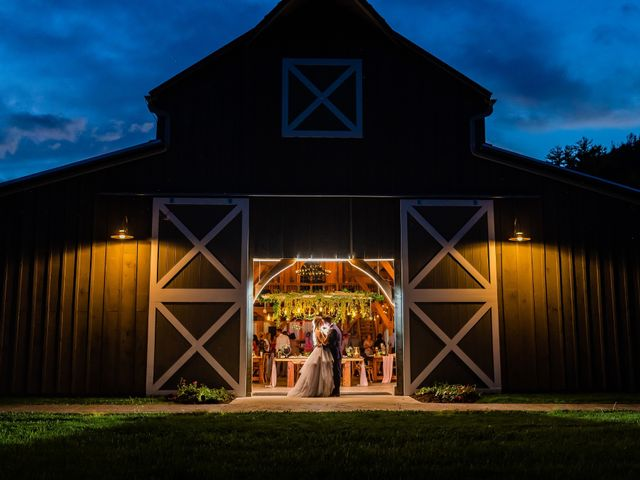 Gennaro and Alyssa's Wedding in Ticonderoga, New York 131