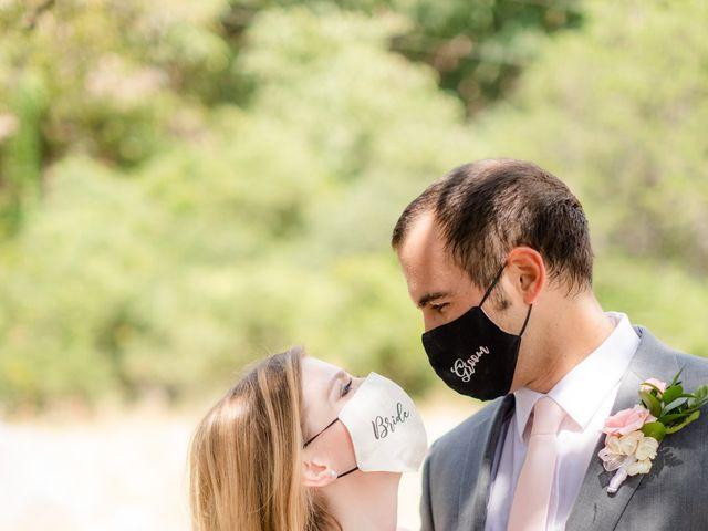Alex and Mackenzie's Wedding in Vanderpool, Texas 3