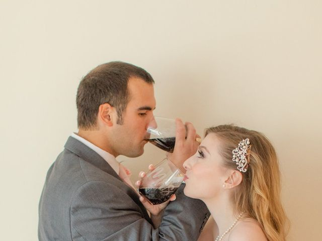 Alex and Mackenzie's Wedding in Vanderpool, Texas 4