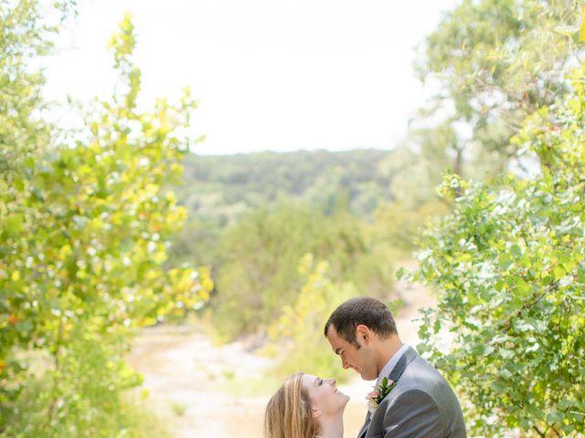 Alex and Mackenzie's Wedding in Vanderpool, Texas 5
