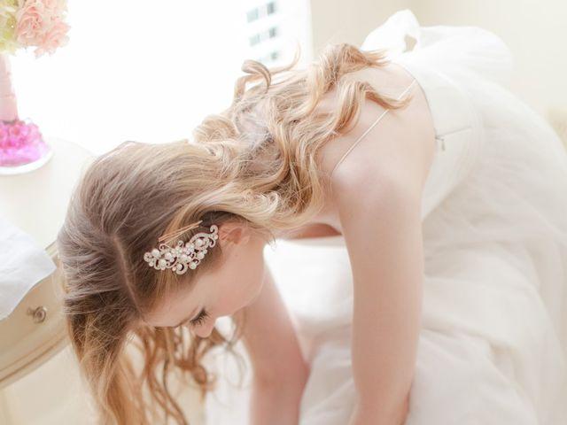 Alex and Mackenzie's Wedding in Vanderpool, Texas 11