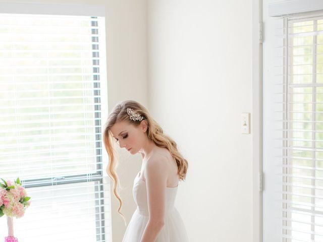 Alex and Mackenzie's Wedding in Vanderpool, Texas 13