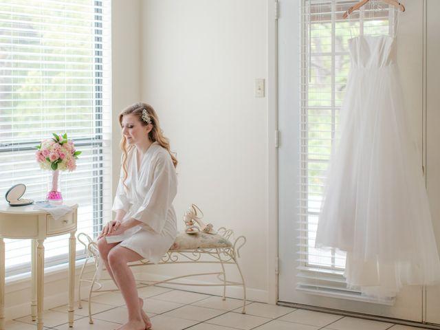 Alex and Mackenzie's Wedding in Vanderpool, Texas 2