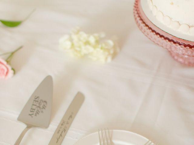 Alex and Mackenzie's Wedding in Vanderpool, Texas 22