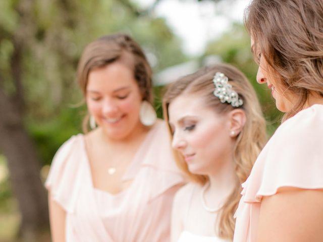 Alex and Mackenzie's Wedding in Vanderpool, Texas 23