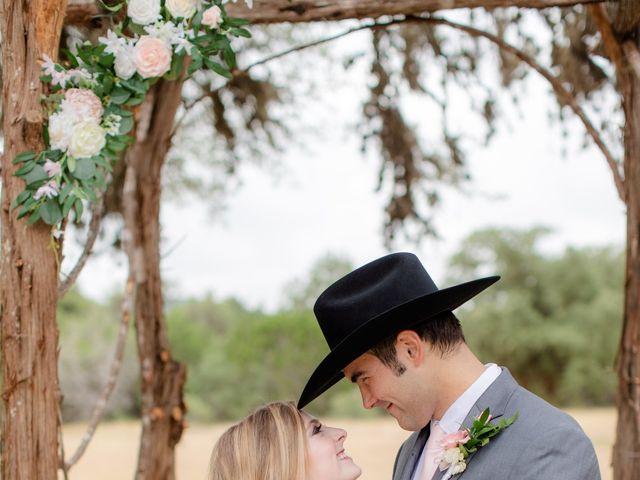 Alex and Mackenzie's Wedding in Vanderpool, Texas 24