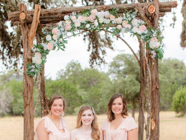 Alex and Mackenzie's Wedding in Vanderpool, Texas 25