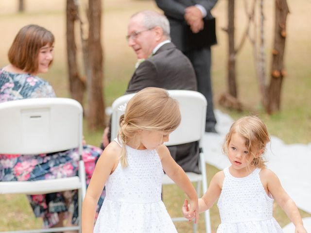 Alex and Mackenzie's Wedding in Vanderpool, Texas 27
