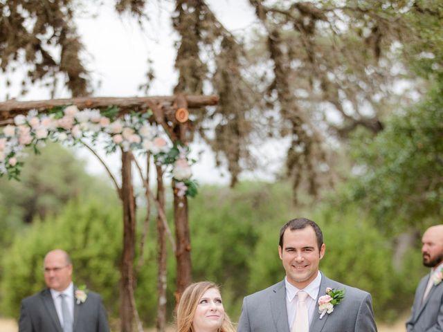 Alex and Mackenzie's Wedding in Vanderpool, Texas 29